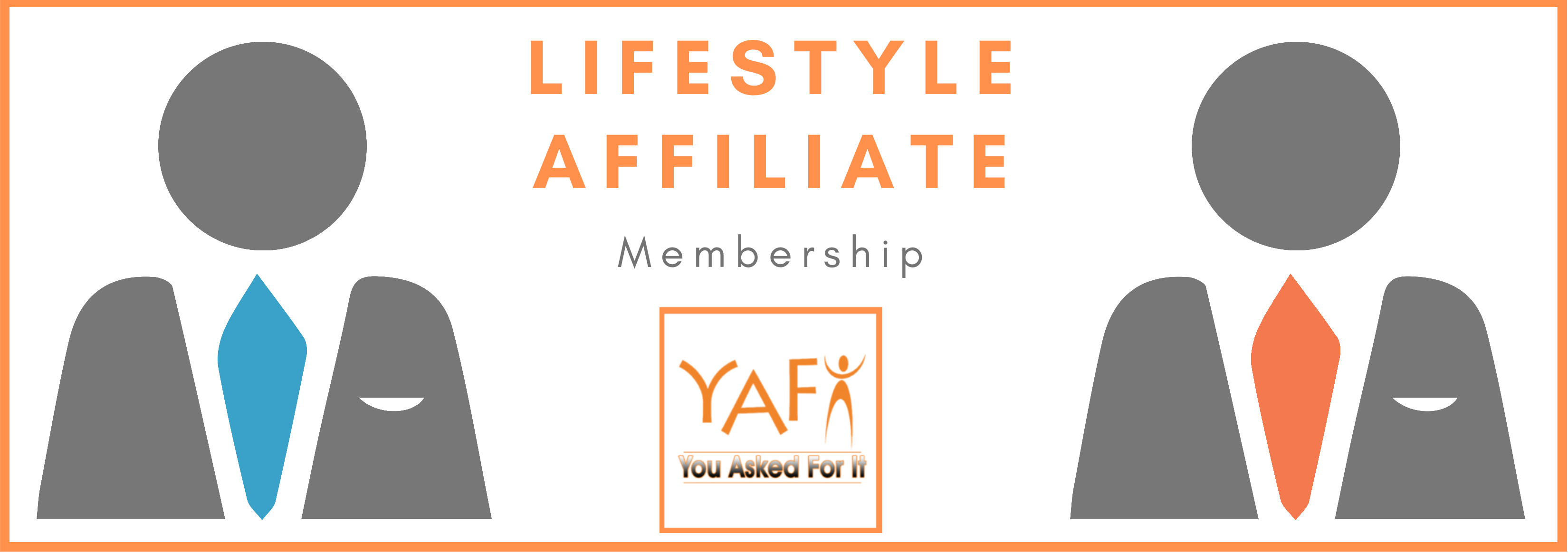YAFI - You Asked For It! brand image